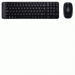 KIT Logitech TAST + MOUSE...