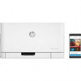 HP Color Laser 150nw Colore...