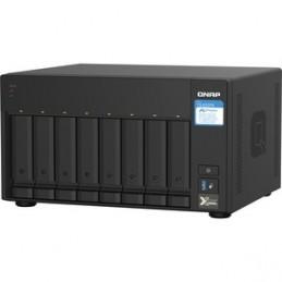 NAS QNAP TS-832PX-4G 8HD...